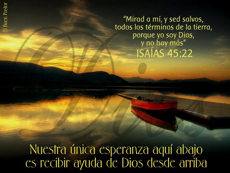 ISAÍAS 45.22