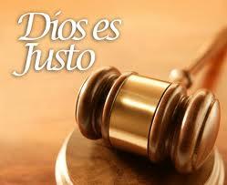 El cielo proclama !Justicia Divina!