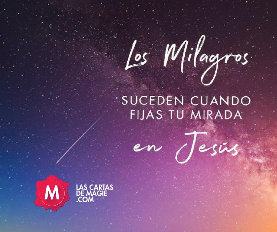 FIJA TU MIRADA EN JESUS