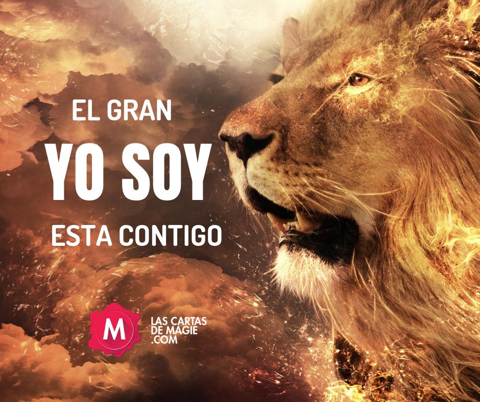 """EL GRAN """"YO SOY"""" ESTA CONTIGO"""